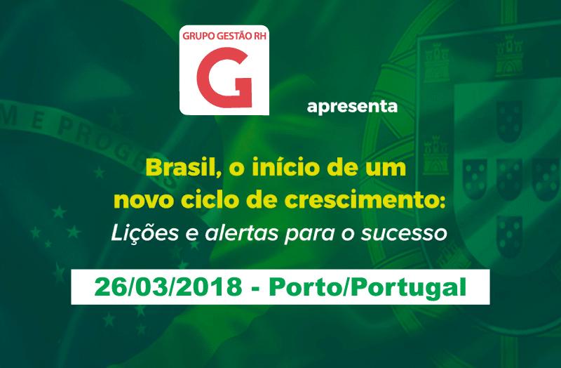 Conferência internacional Brasil-Portugal