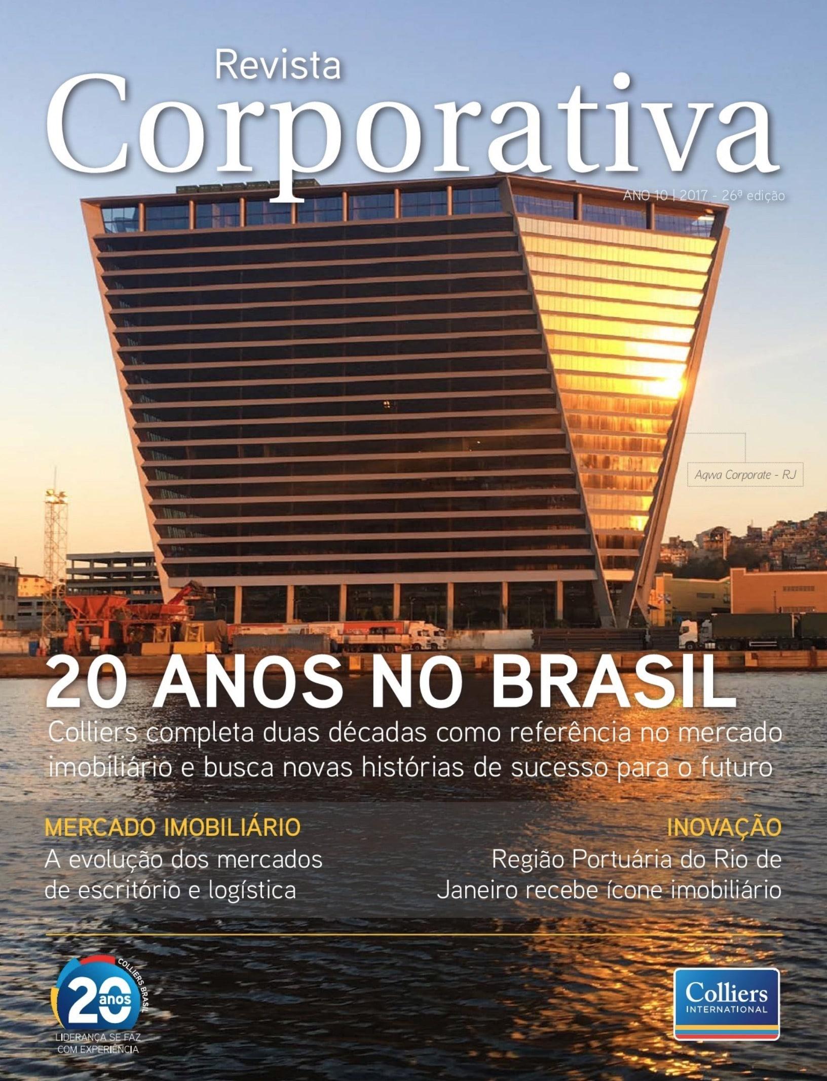 Colliers | Revista Corporativa | 26ª Edição