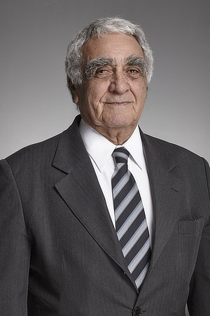 Portrait Hamilton de Oliveira