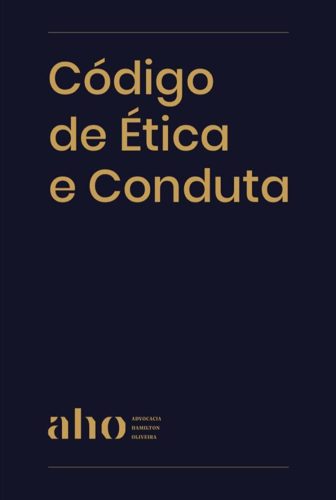 Código de Ética e Conduta - AHO